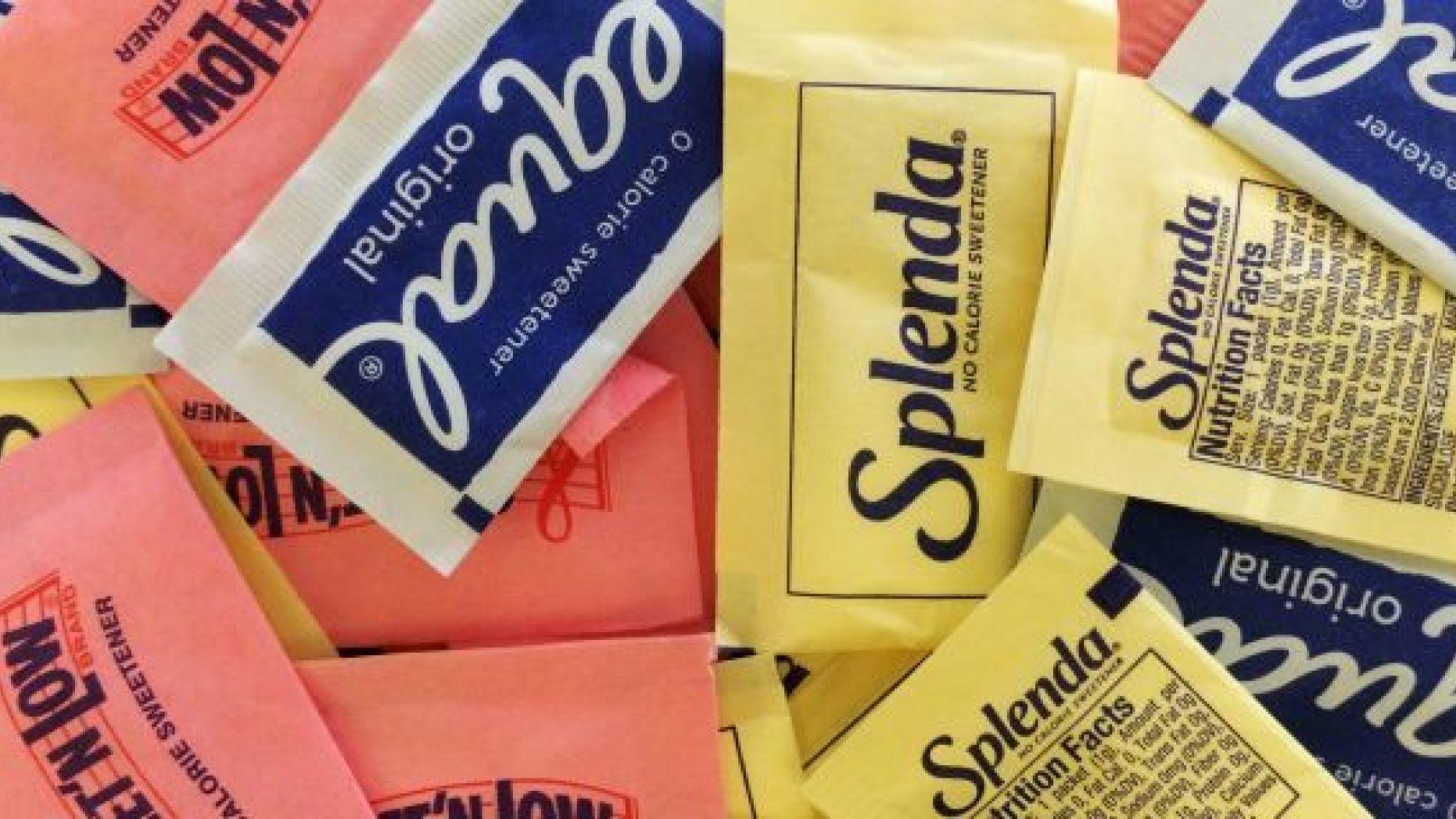 Artificial Sweetners – Splenda, Equal, etc.