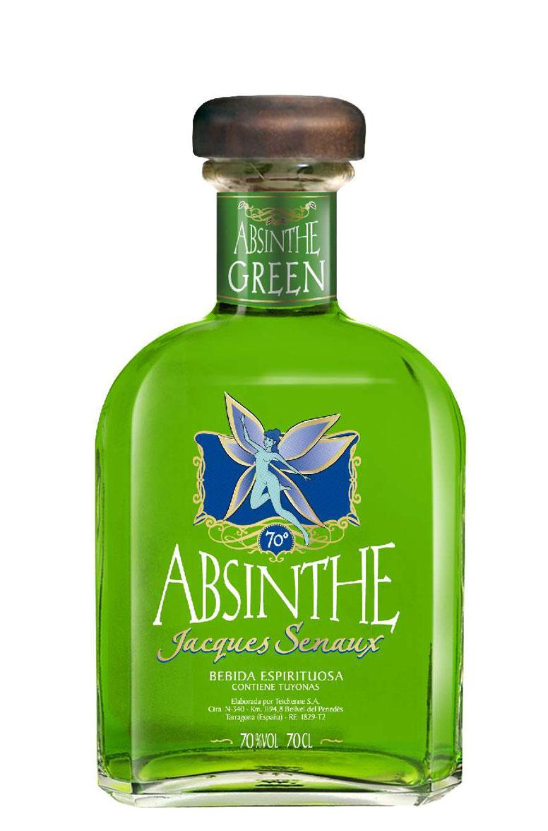 Absinthe – Jacques Senaux Green