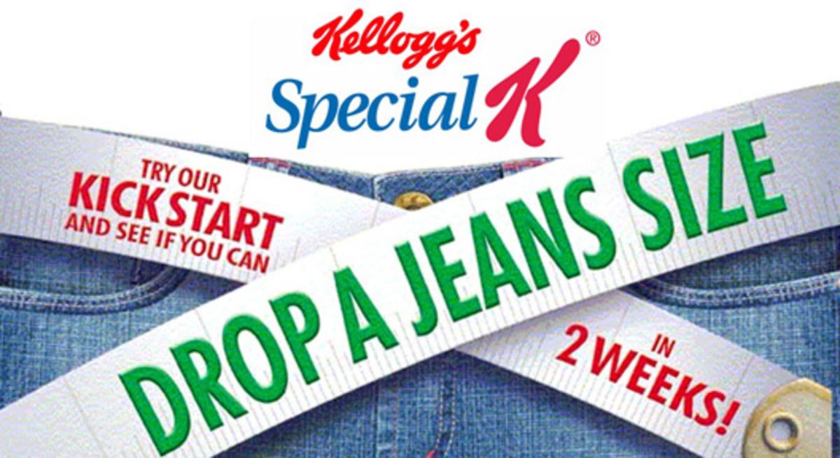 Special K Challenge Ad