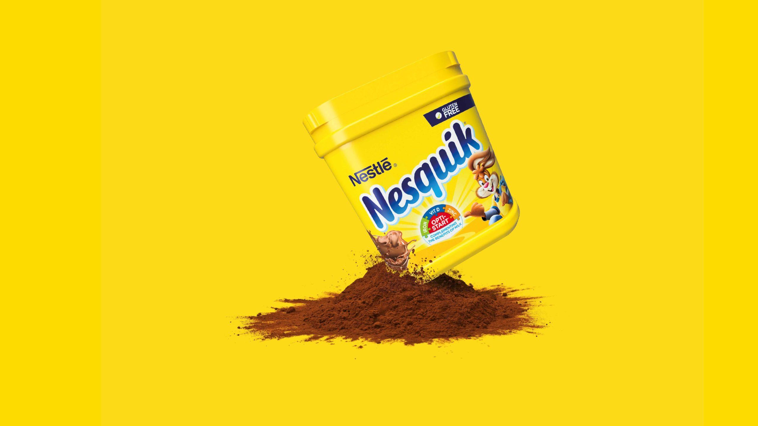Nesquik Powder