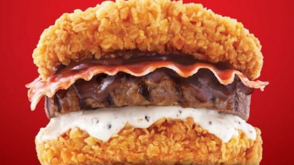 10 KFC Food Items You Can't Get In America