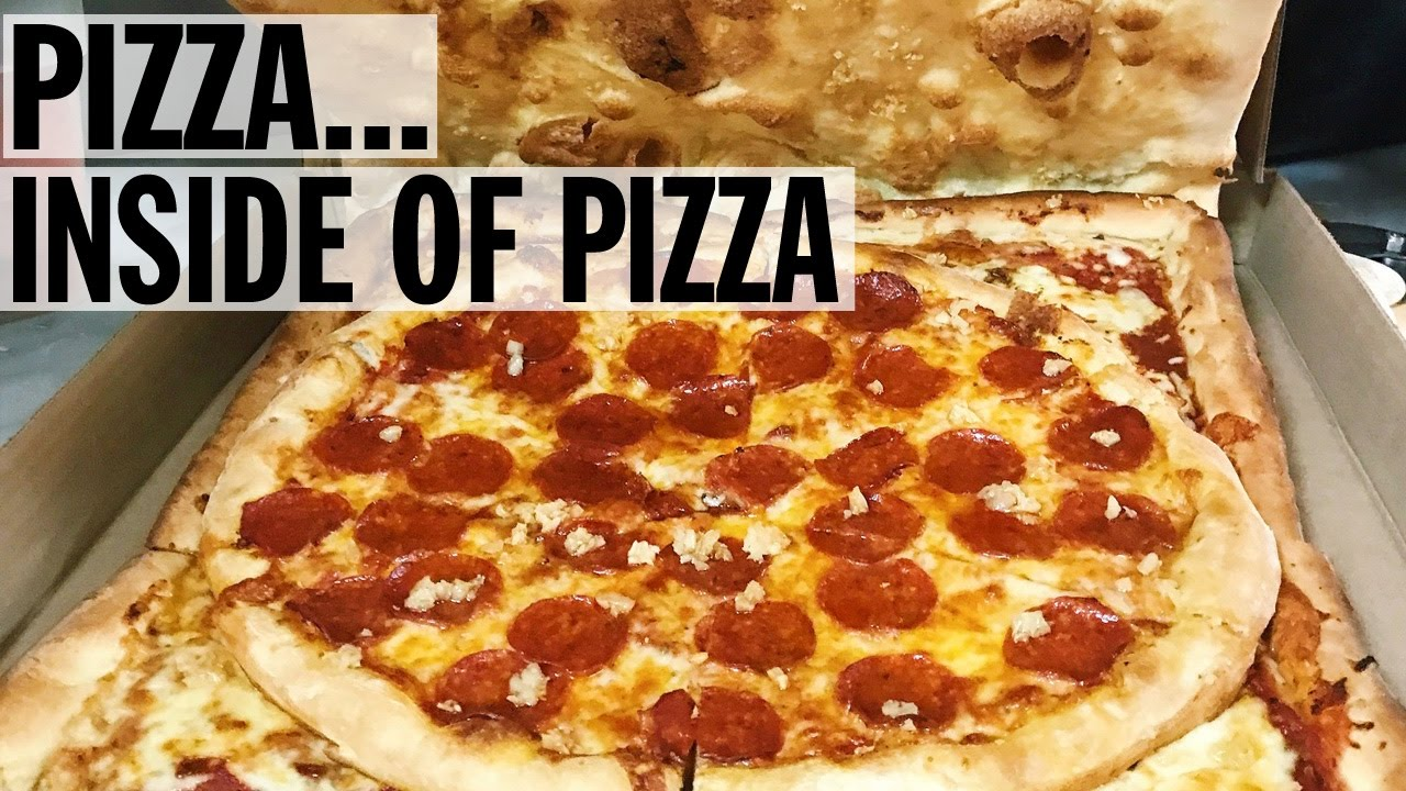 The ultimate pizza.