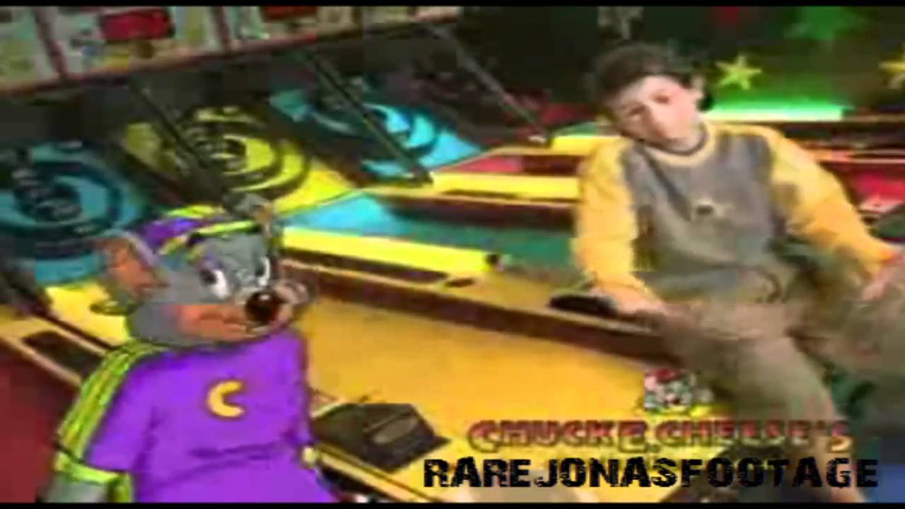 An early commercial with Jonas
