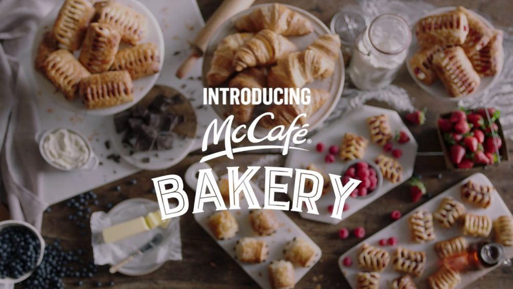 McDonald's bakery