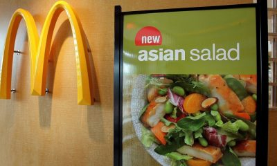 mcdonald's asian salad