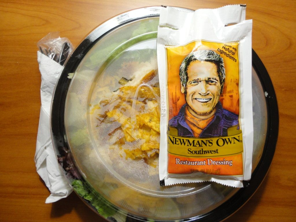 newman's own southwest dressing