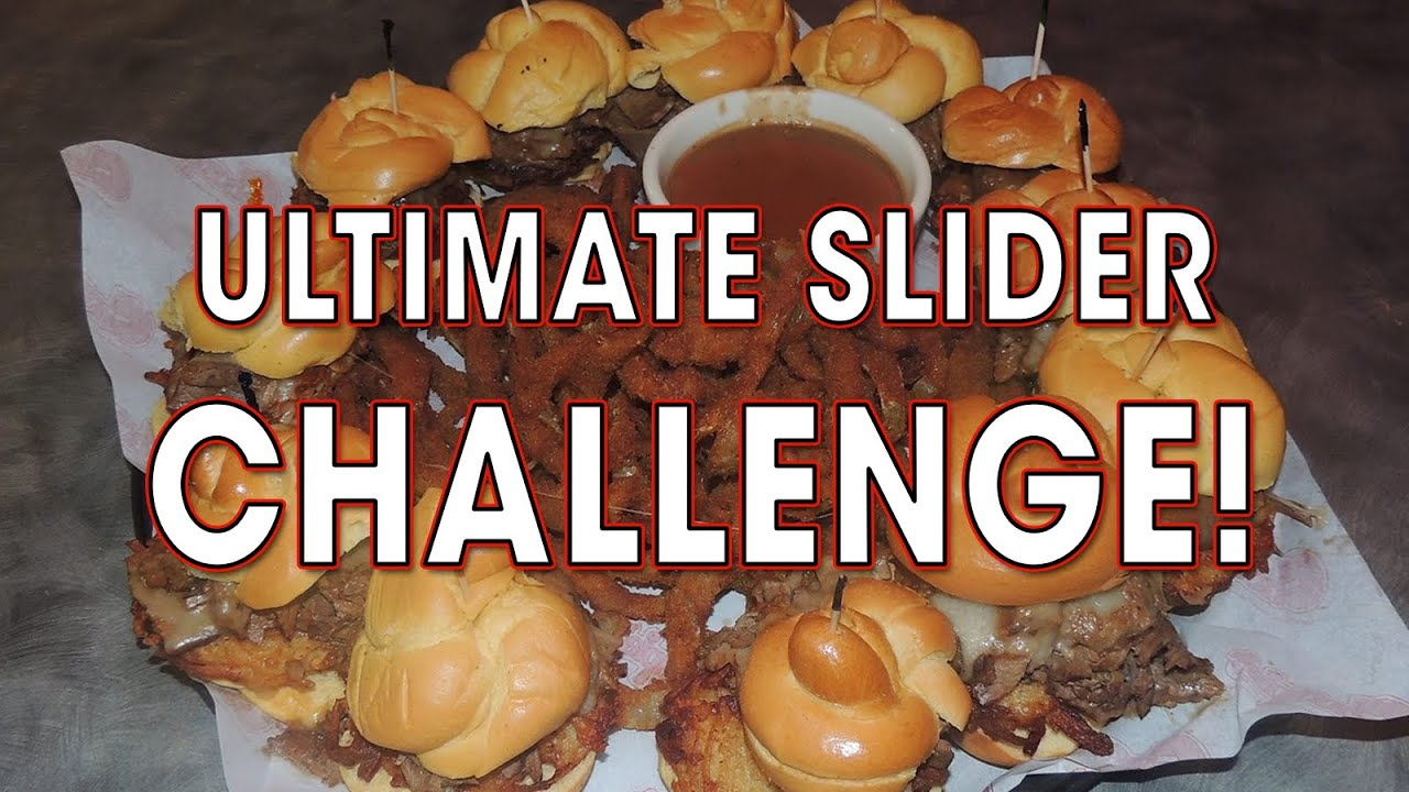 slider challenge man v food