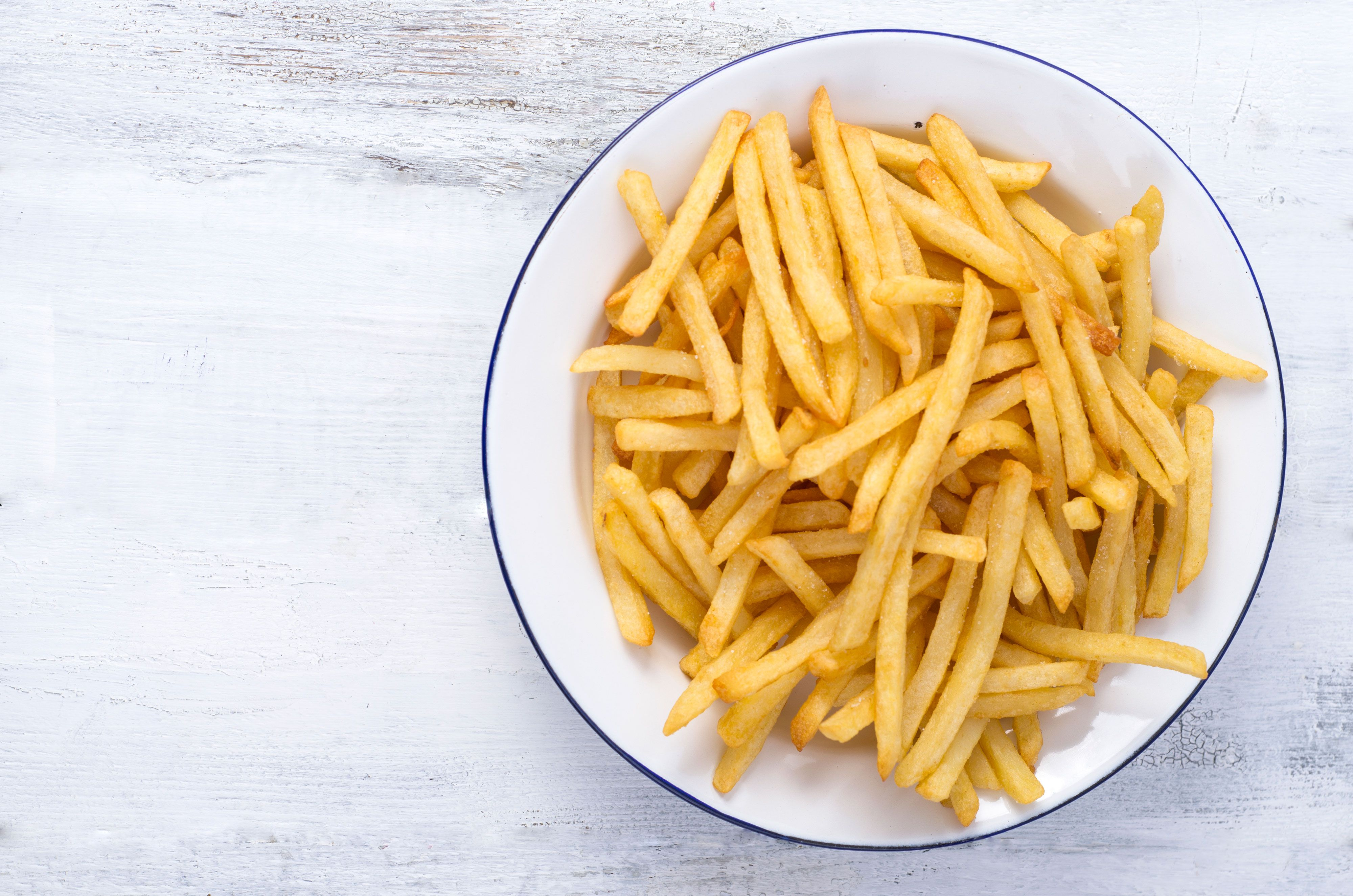 Make your own McDonalds French fries