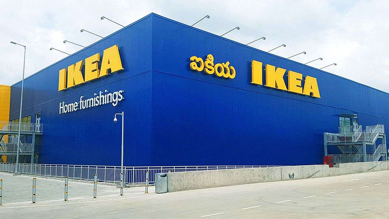 IKEA stores sell good food