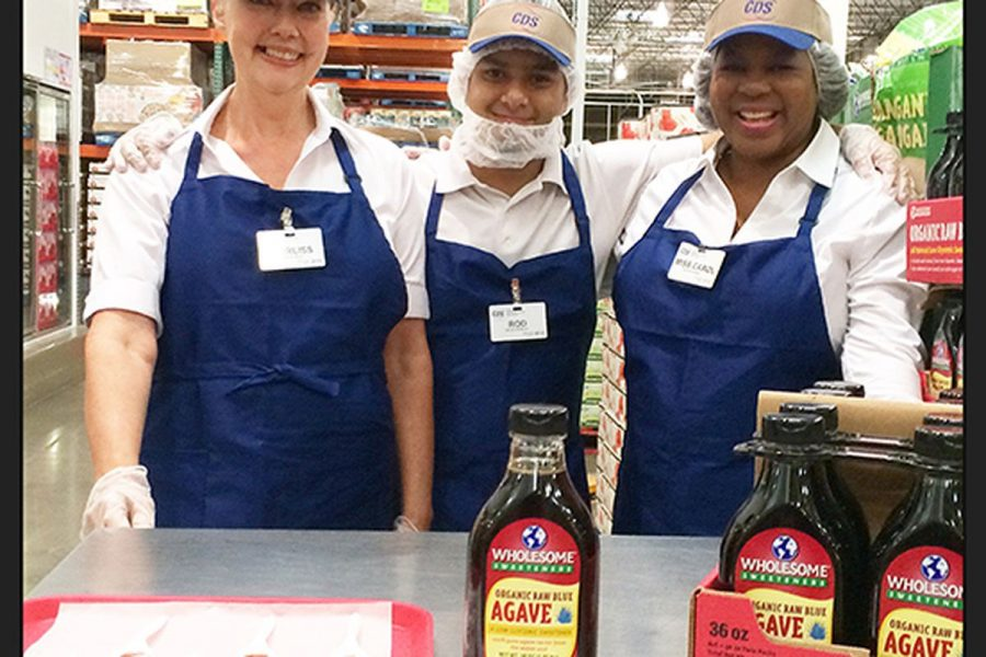 Costco free samples business strategy