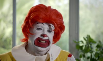 Ronald McDonald - number of actors