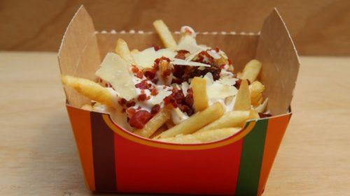 Macca Fries