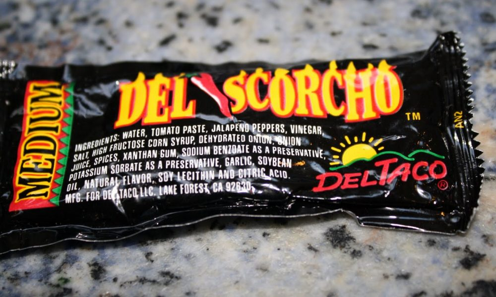 10 Fast Food Hot Sauces That Take Spice To A New Level! Part 2