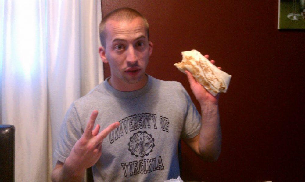 Double XXL Burrito