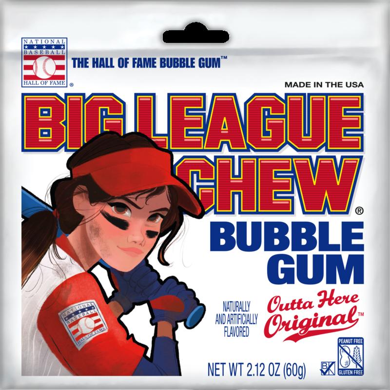 via Buy Big League Chew