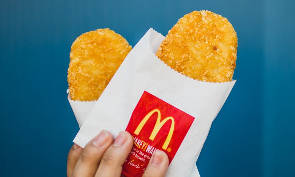 10 Untold Truths About McDonald's Hash Browns