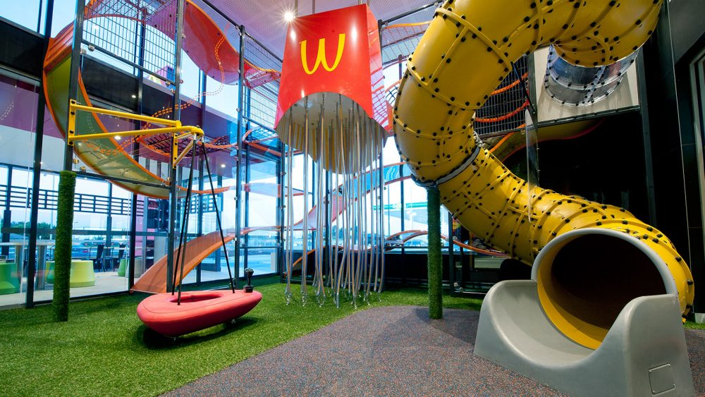 McDonald's playplace