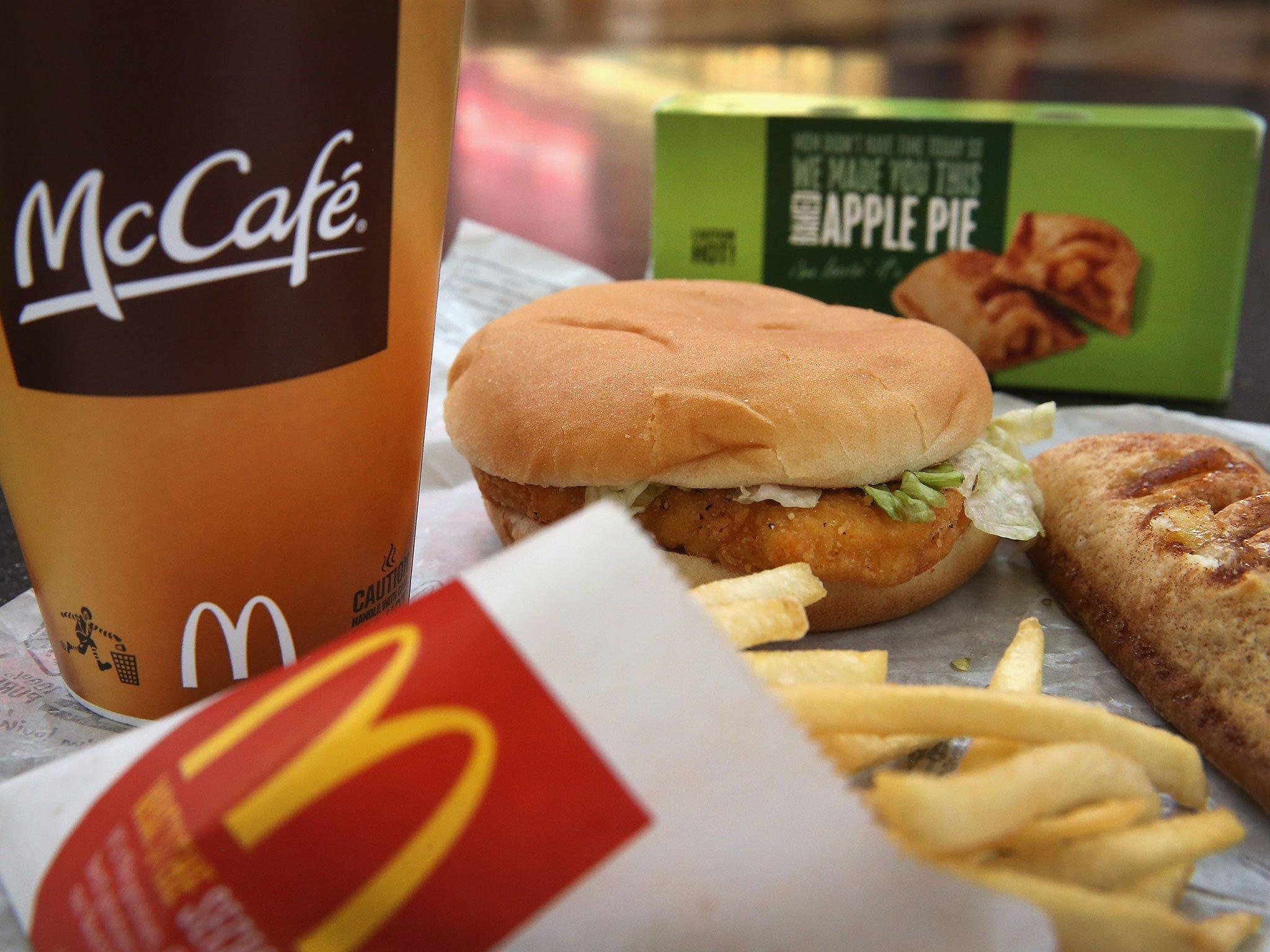 Mcdonald's-meal
