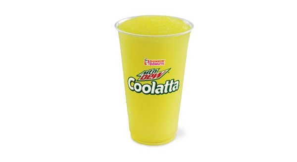 Mountain Dew Coolatta