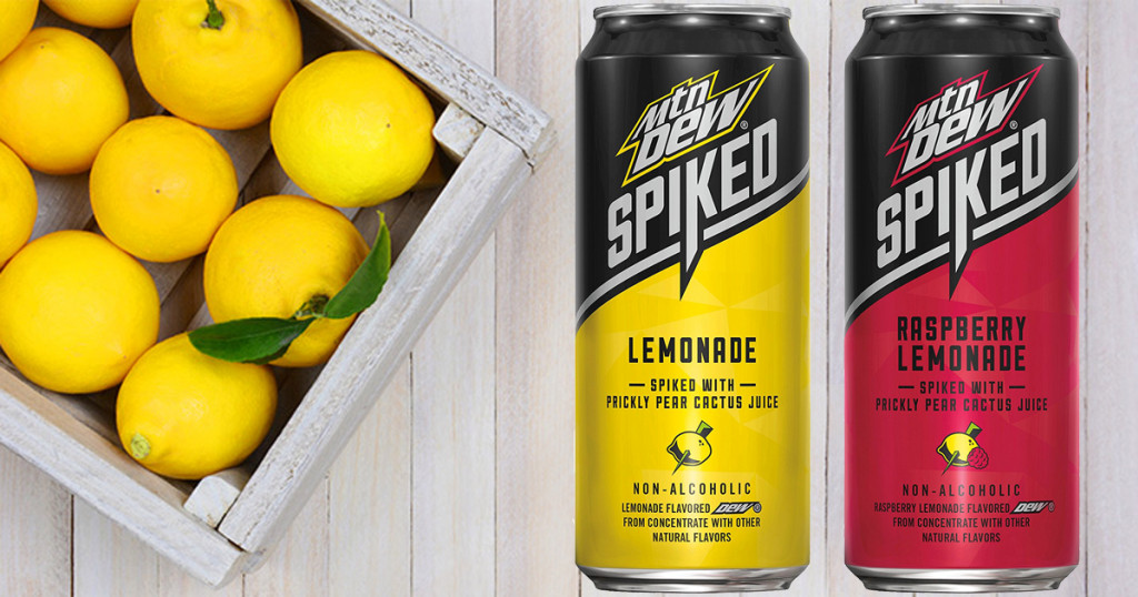 Mountain Dew Spiked Lemonade