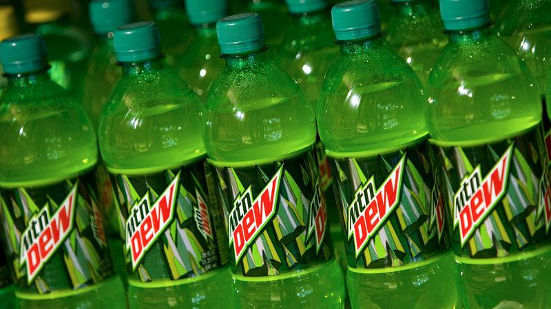 Mountain Dew was originally called Personal SetUp