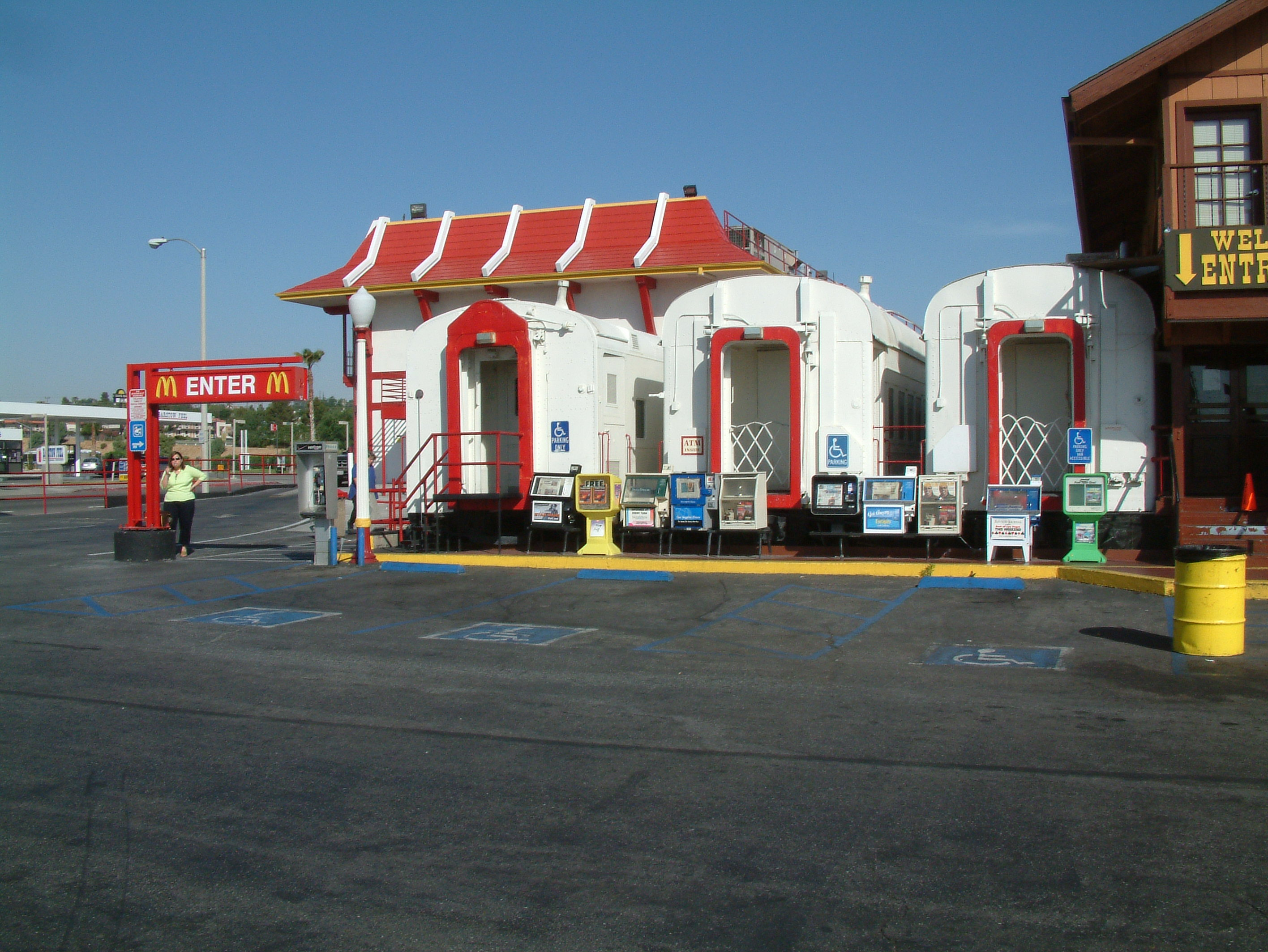 10 McDonalds Locations That Actually Exist