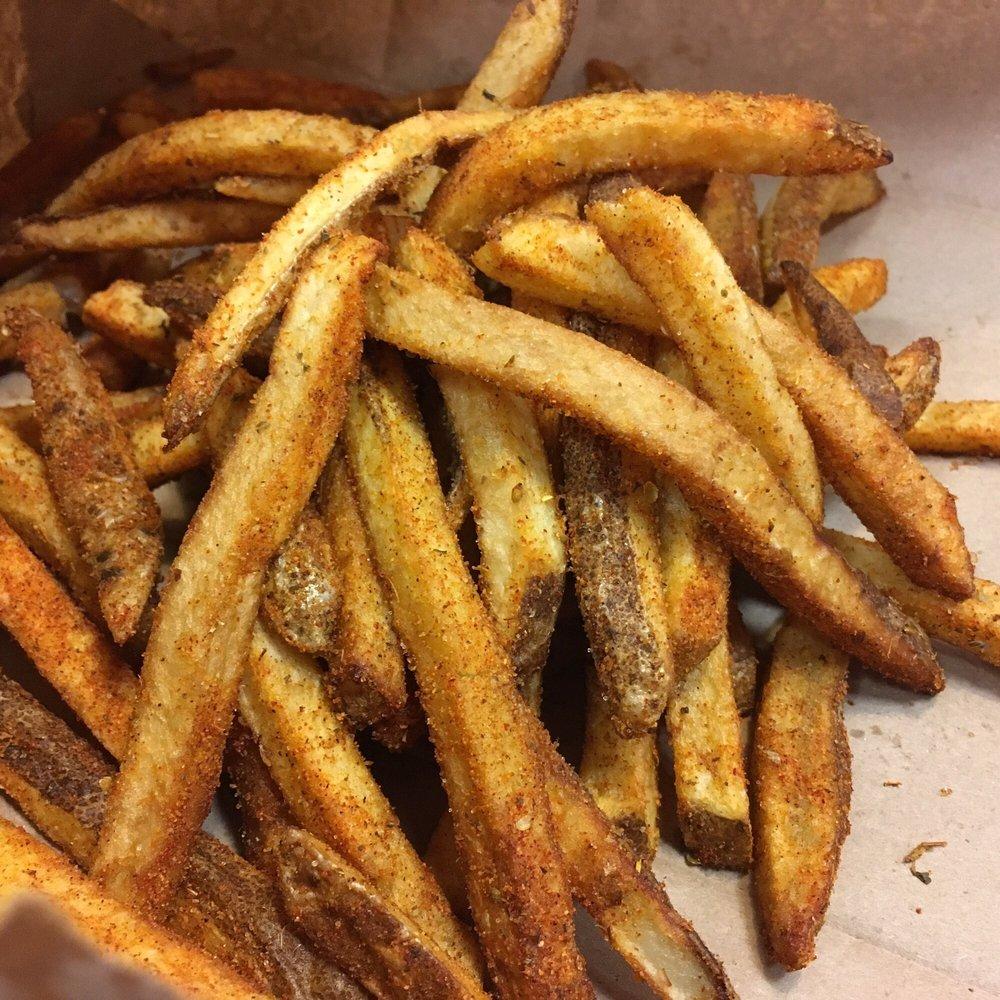 cajun fries from five guys