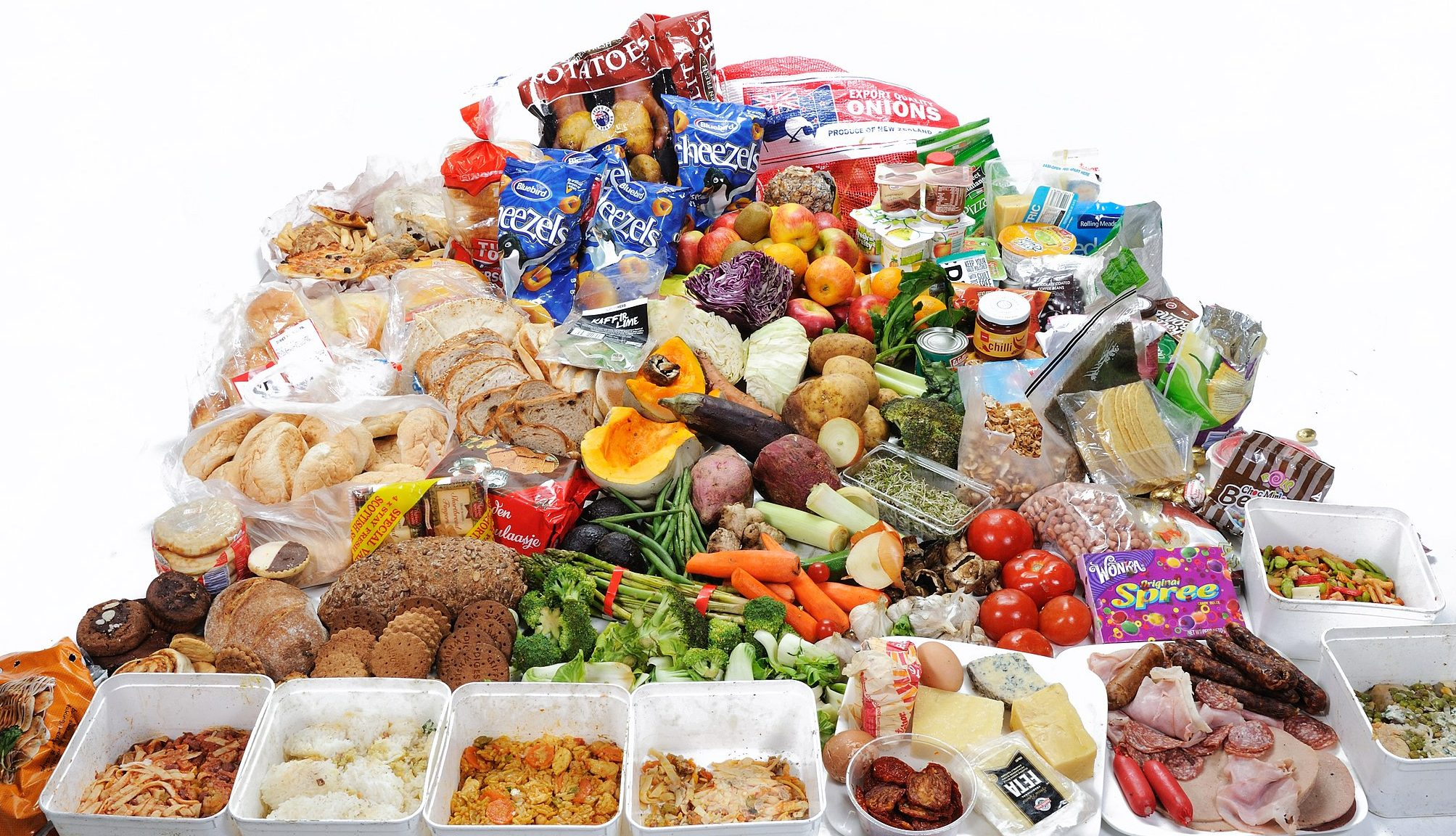 Disney Harvest Program food donation