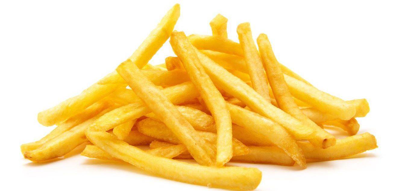 Reheating McDonalds fries