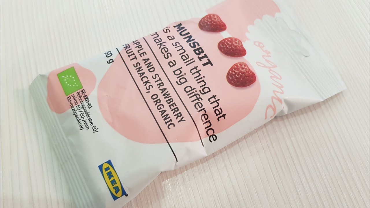 A popular snack food at IKEA
