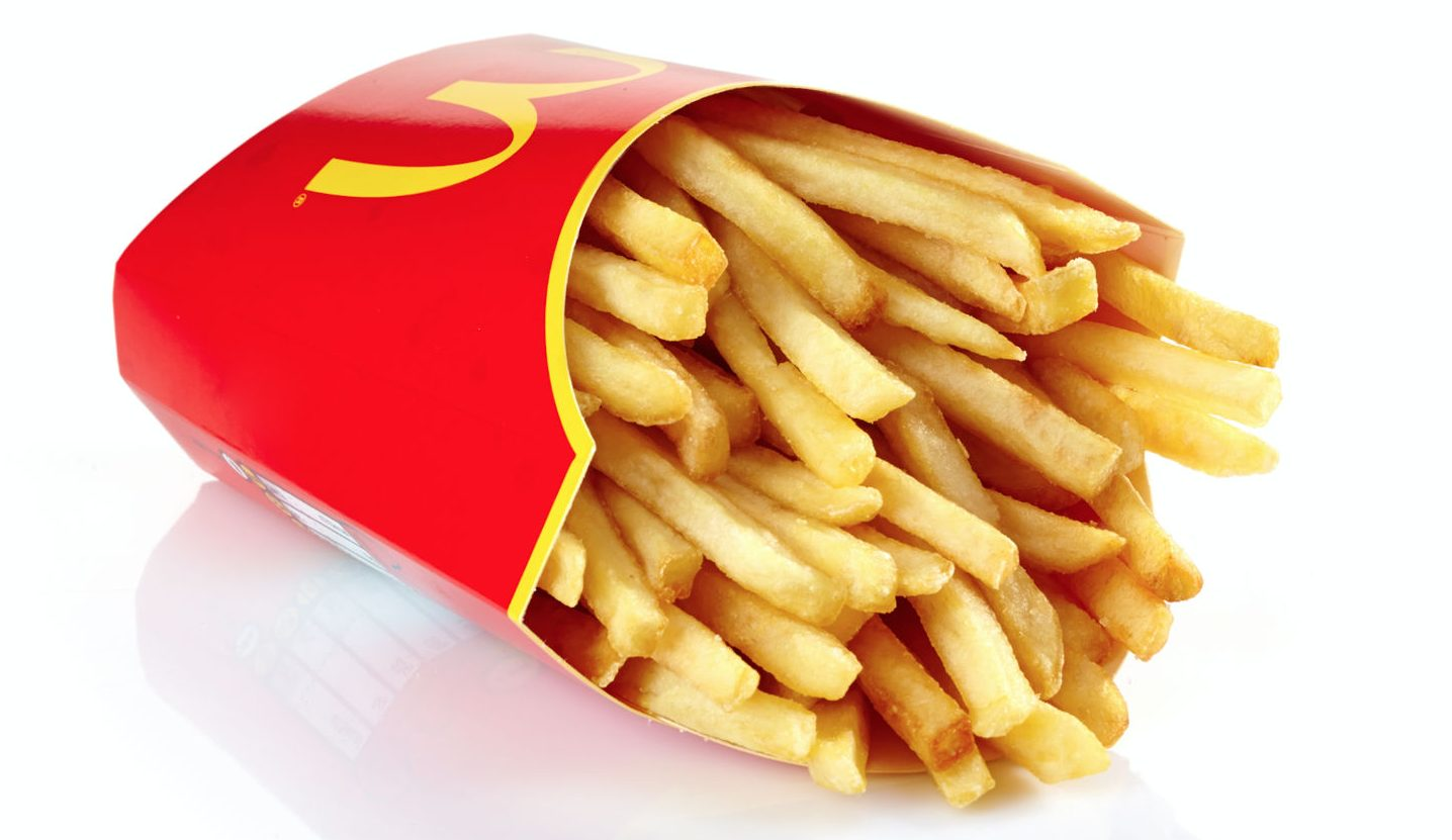 mcds fries shutterstock