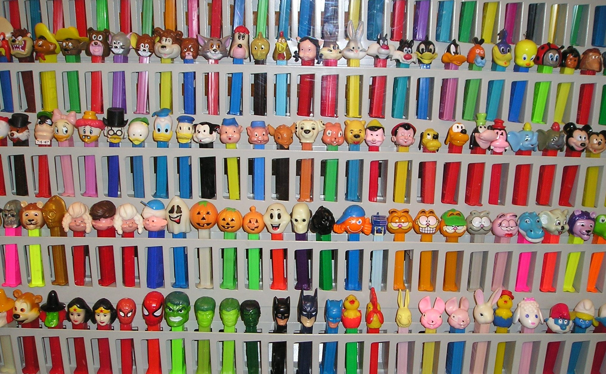 pez collect