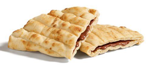 McToast Chocolate McDonalds