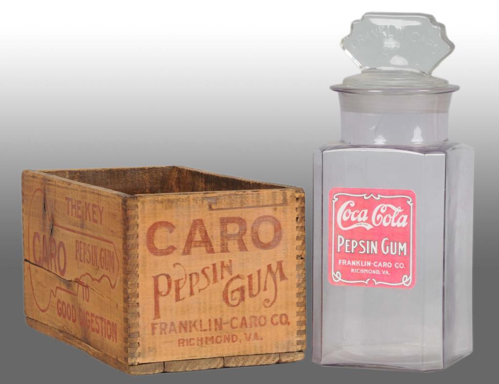 Coca-Cola Pepsin Gum
