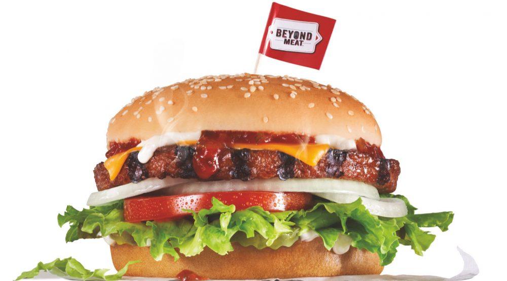 Carl's Jr. Beyond Burgers
