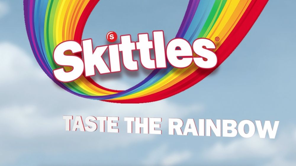 Skittles ad campaign