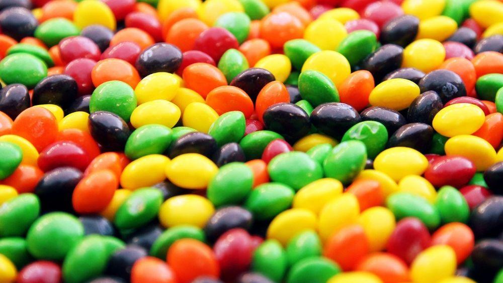 Skittles creation