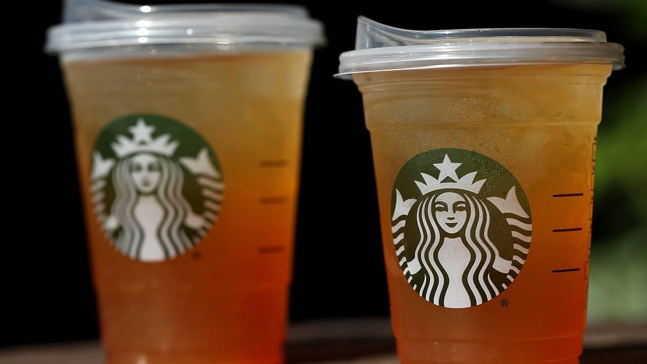 Starbucks Refill