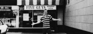 The Money that started Five Guys was the College Fund for Four Boys