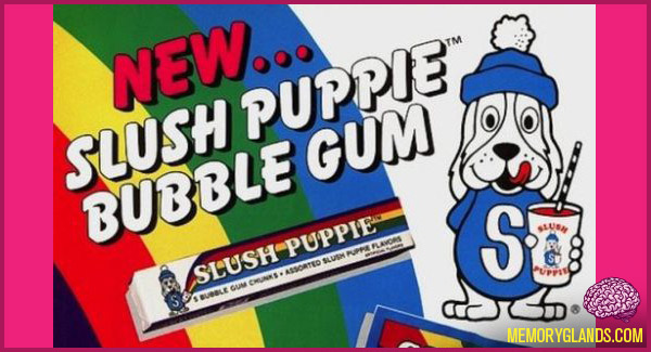 Slush Puppie Bubble Gum