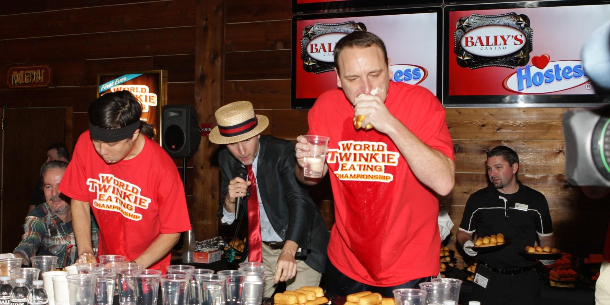 twinkie-eating-championship