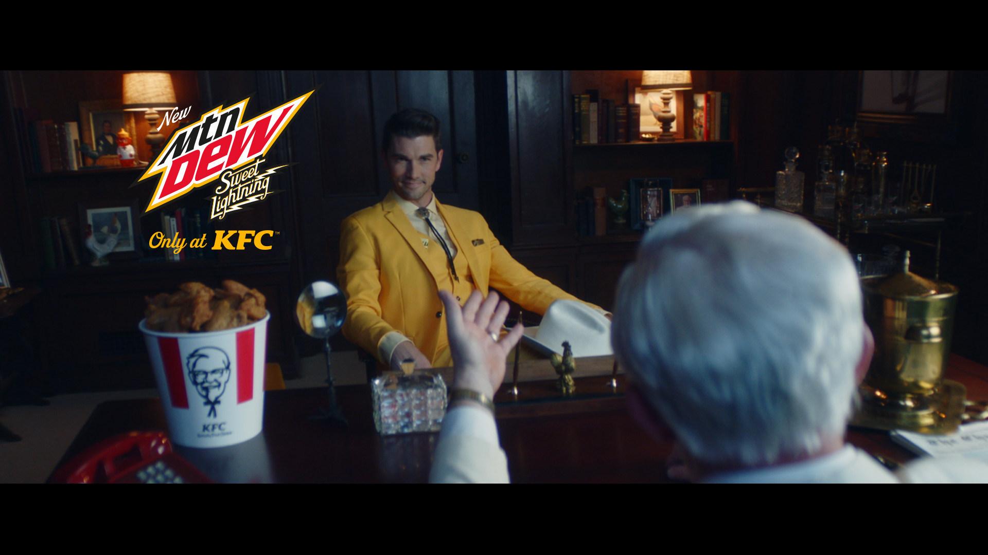 MTN DEW Colonel-Sweet-Lightning-Hero-Image