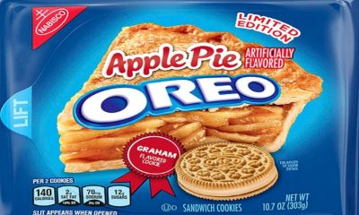 Apple Pie Oreo