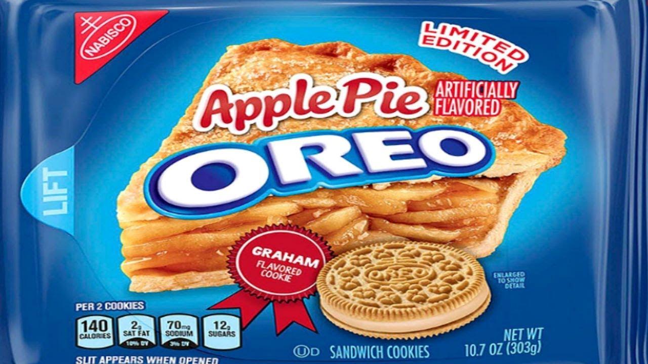 Apple Pie Oreo