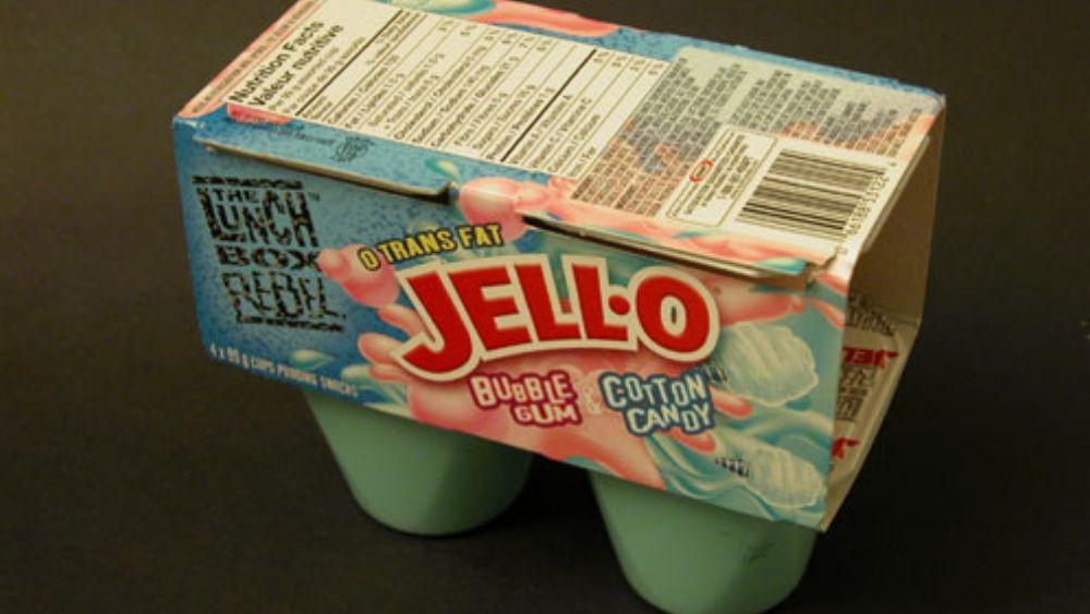 Bubble Gum Jello