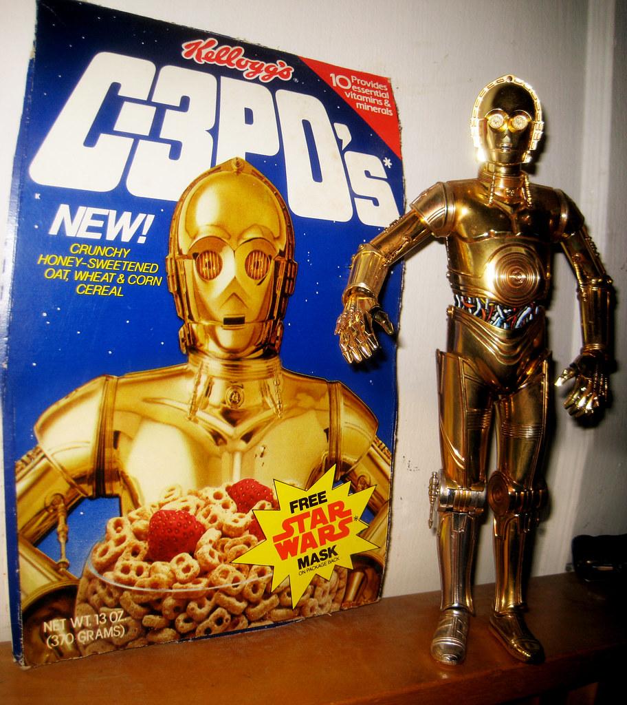 C3PO's