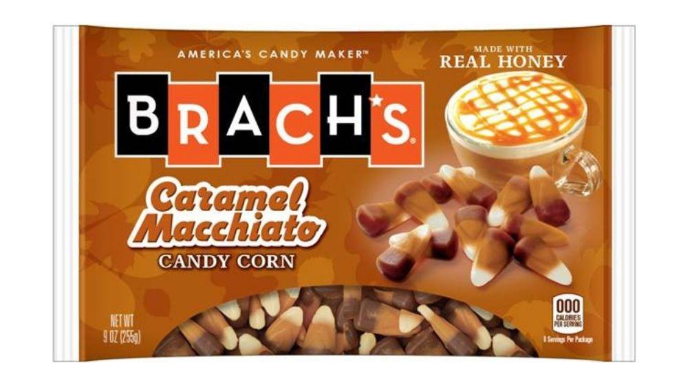 Caramel Macchiato candy corn