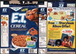 E.T Cereal
