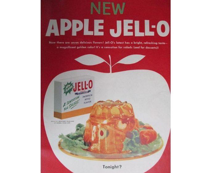 Imitation Apple Jello