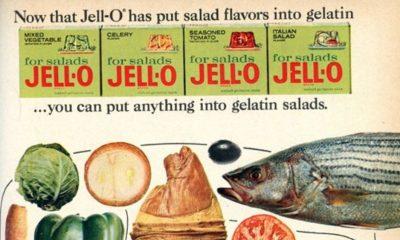 Italian salad jello